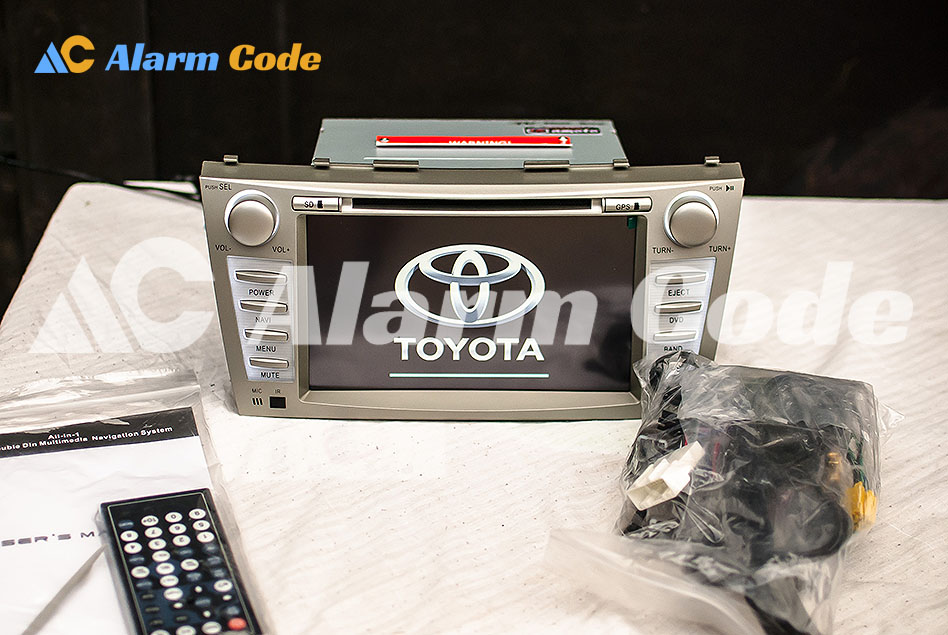 Автомагнитола Witson Toyota Camry 2009-2011