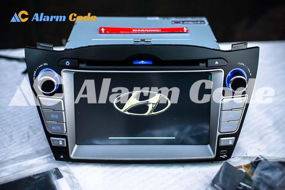 Автомагнитола Witson Hyundai ix35