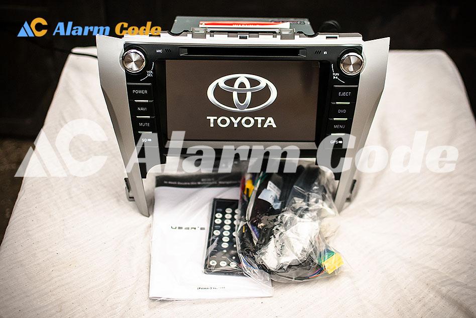 Автомагнитола Witson Toyota Camry 2011-2013