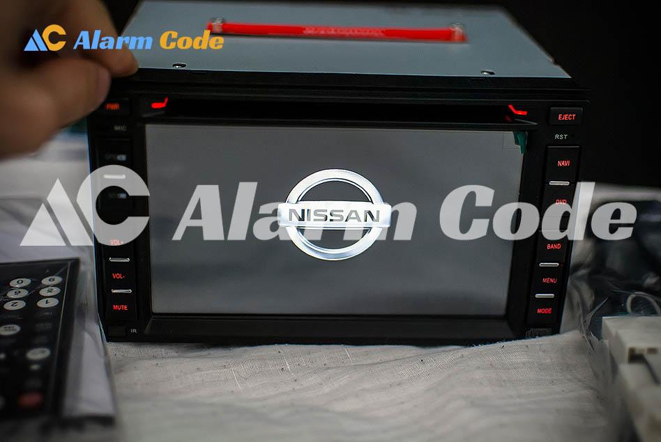 Автомагнитола Witson Nissan Micra