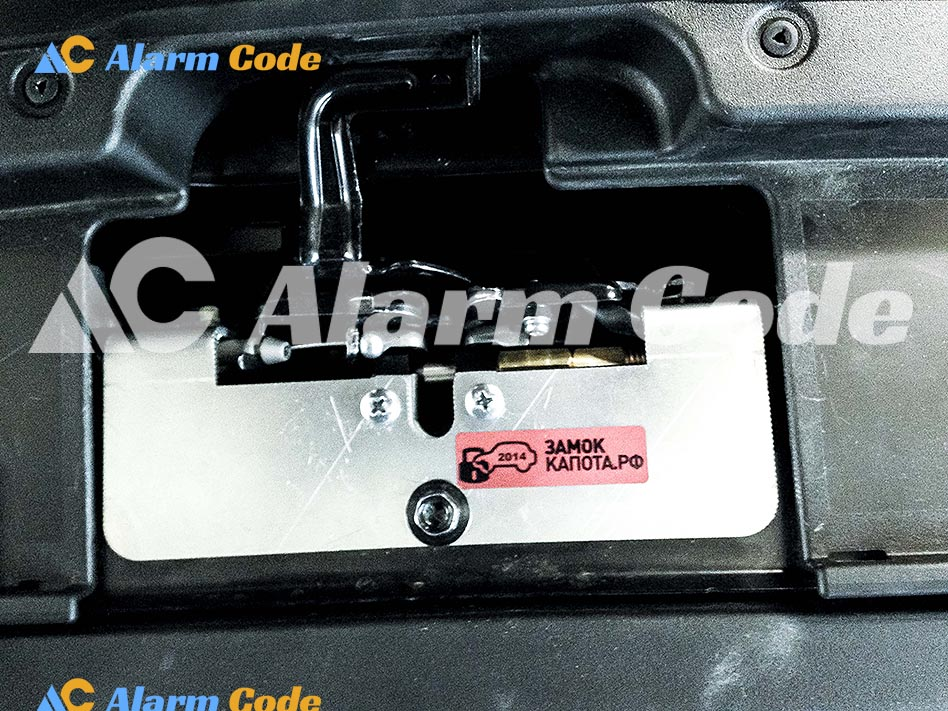 Противоугонная система на Mazda 6