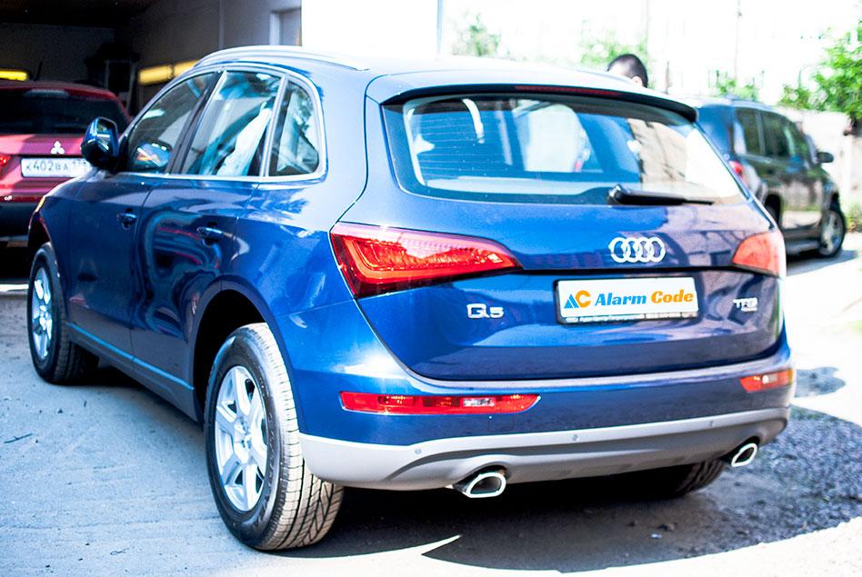 Возвращение Audi Q5