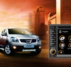 Автомагнитола Flyaudio Nissan General Type 66006A00
