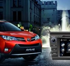 Автомагнитола Flyaudio Toyota RAV4 2012