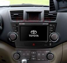 Автомагнитола Flyaudio Toyota Highlander 2009 75048A01