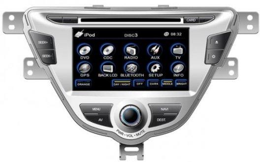 Автомагнитола Flyaudio Hyundai Elantra 75094A01