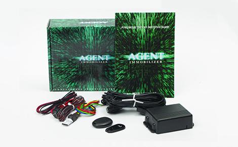 Иммобилайзер MS Agent 3 Plus