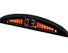 ParkMaster 4DJ06 системы парковки для заднего бампера (4 датчика)