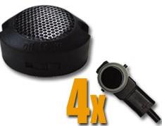 ParkMaster 4XJ50 системы парковки для заднего бампера (4 датчика)