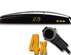 ParkMaster 4XJ51 системы парковки для заднего бампера (4 датчика)