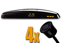 ParkMaster 4ZJ51 системы парковки для заднего бампера (4 датчика)