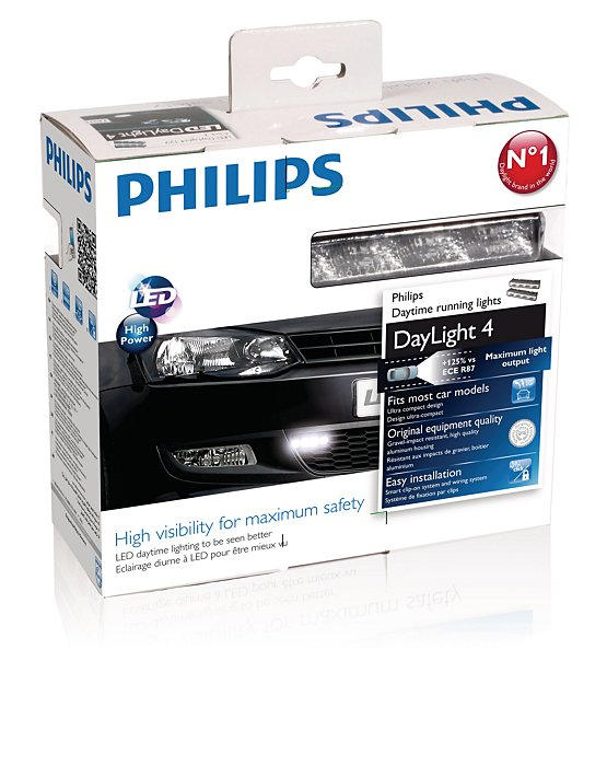 Philips LED Daytime lights DayLight 4