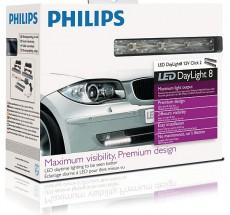 Дневные ходовые огни Philips LED DayLight 8