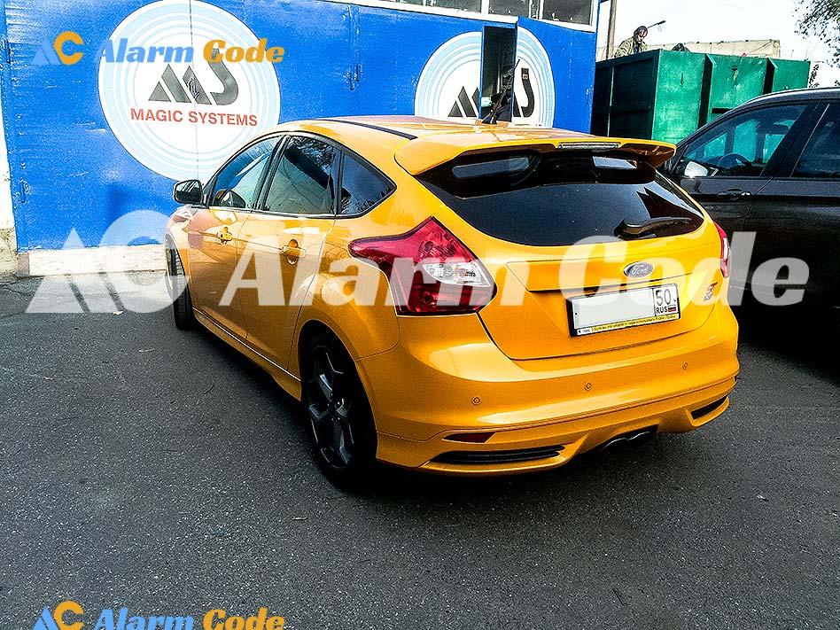 Противоугонная система для Ford Focus ST 2013