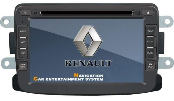 Автомагнитола Witson Renault Duster