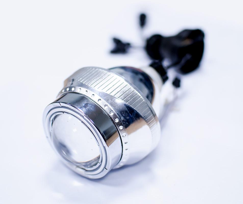 Биксенон J-Power 3G со светодиодной подсветкой Ангельские глазки