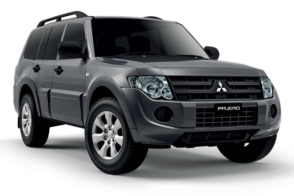 Угоняемость Mitsubishi Pajero