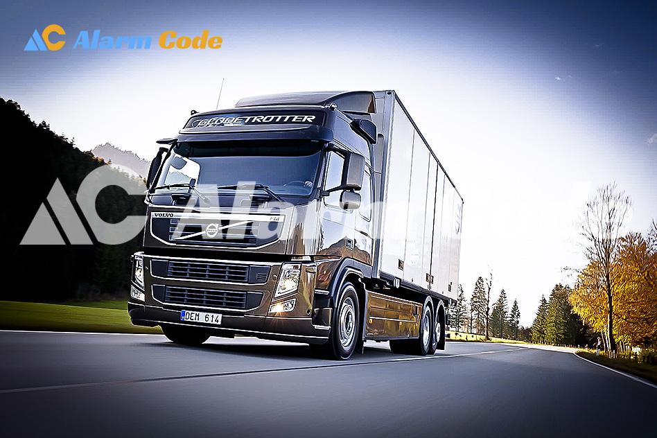 Защита угона Volvo